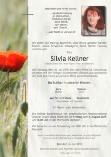 Slivia Kellner