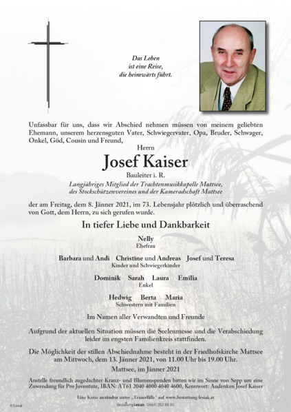 Josef Kaiser