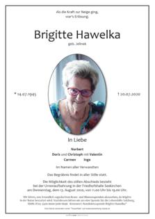 Brigitte Hawelka