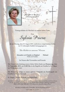 Sylvia Priese