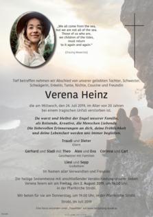 Verena Heinz