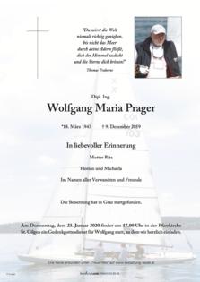 Dipl.-Ing.Wolfgang Prager