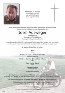 Josef Ausweger