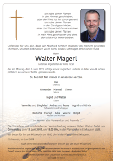 Walter Magerl