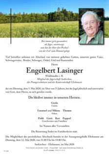 Engelbert Lasinger
