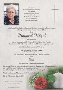 Irmgard Nägel