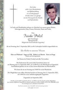 Frieda Pölzl