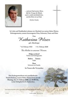 Katharina Pilser