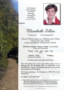 Elisabeth Siller