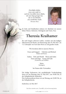 Theresia Kraihamer