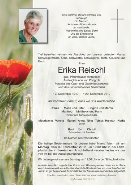 Erika Reischl