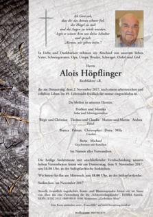 Alois Höpflinger