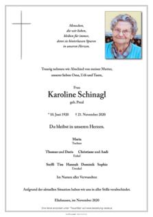 Karoline Schinagl