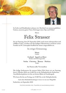 Felix Strasser