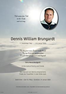 Dennis William Brungardt