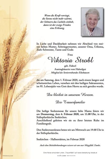 Viktoria Strobl