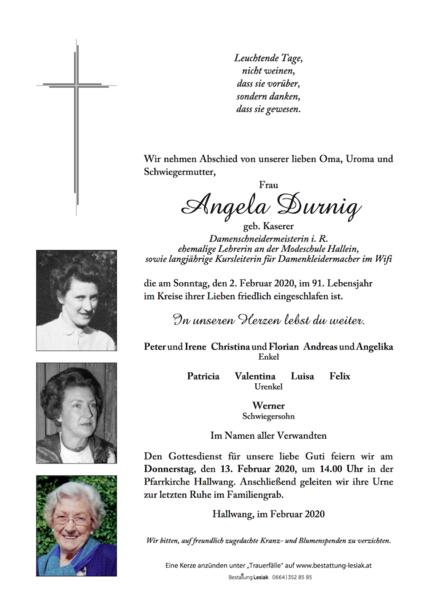Angela Durnig