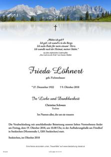 Frieda Löhnert