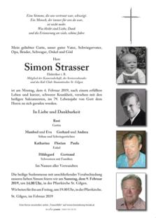 Simon Strasser