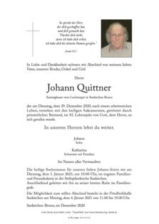 Johann Quittner