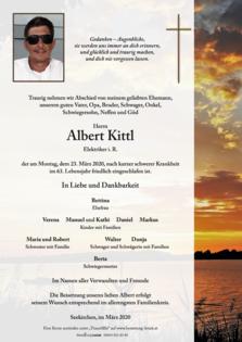 Albert Kittl