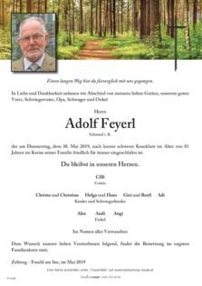 Adolf Feyerl