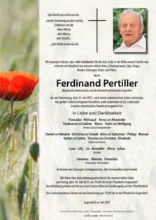 Ferdinand Pertiller