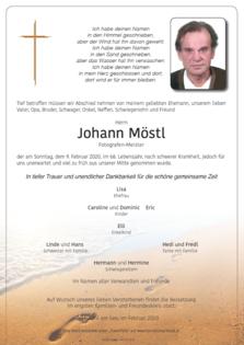 Johann Möstl