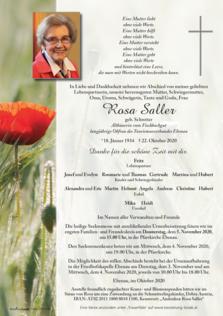Rosa Saller