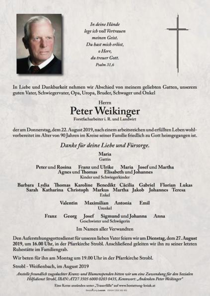Peter Weikinger