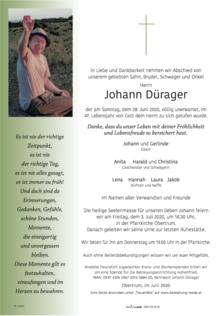 Johann Dürager