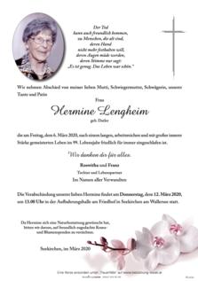 Hermine Lengheim