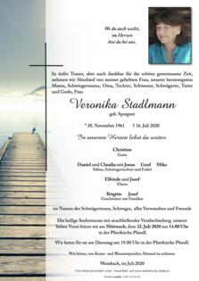 Veronika Stadlmann