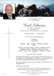 Karl Schwarz