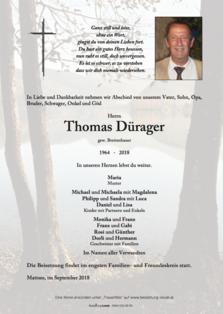 Thomas Dürager