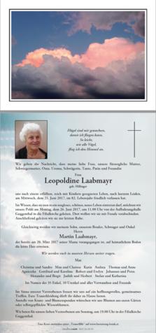 Leopoldine Laabmayr