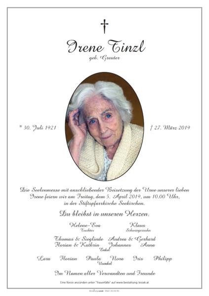 Irene Tinzl