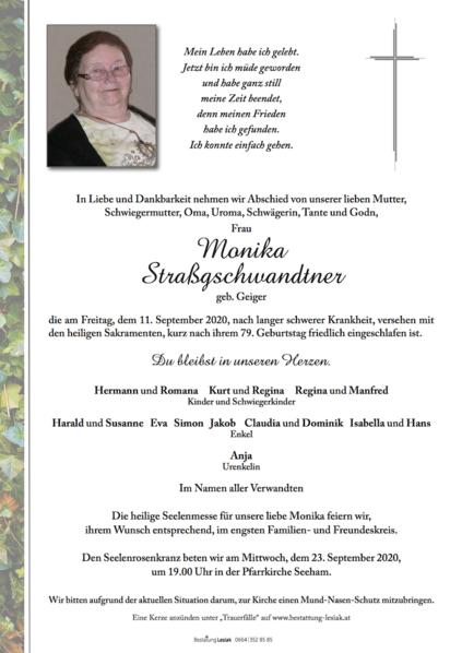 Monika Straßgschwandtner