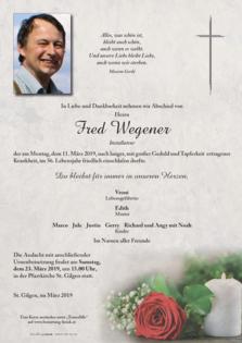 Fred Wegener