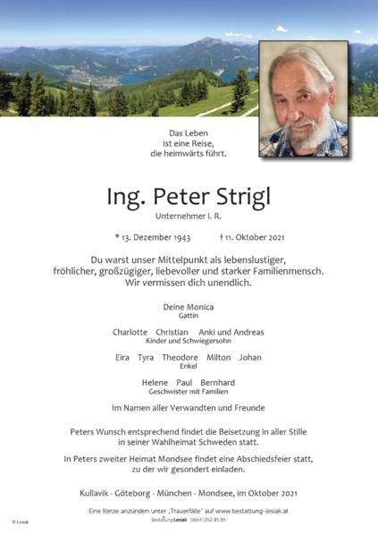Peter Strigl