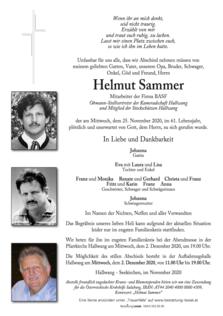 Helmut Sammer