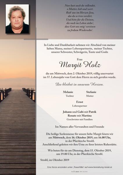 Margit Holz