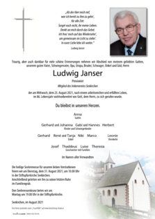 Ludwig Janser