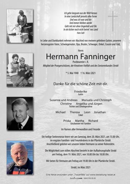 Hermann Fanninger