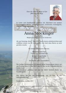 Anna Stockinger