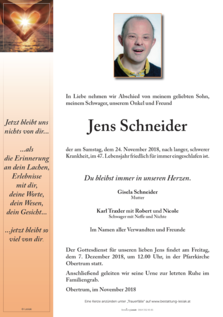 Jens Schneider