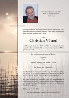 Christian Vötterl