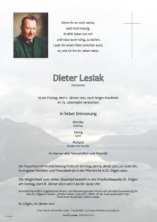 Dieter Lesiak