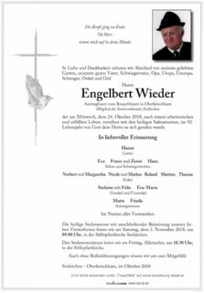 Engelbert Wieder