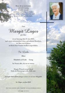 Margit Luger
